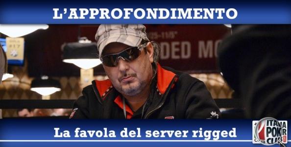 """""""Basta con le favole, il poker online non è truccato!"""" Massimo 'maxshark' Mosele spiega perchè (pt. 2)"""