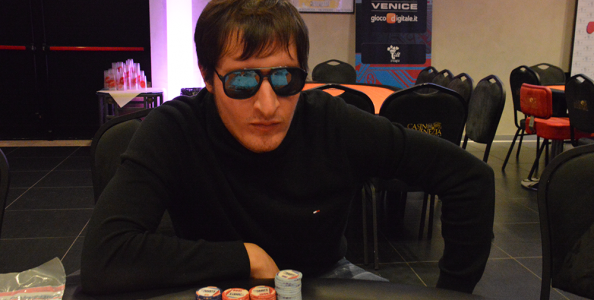 WPTN Venice Day1A: Fundarò chipleader, Gianluca Speranza segue a ruota!