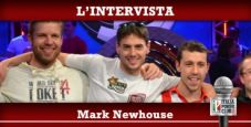 "Intervista al November Nine Mark Newhouse: ""Sono rilassato e fiducioso!"""