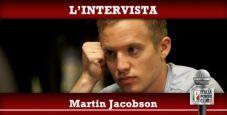 """Intervista al November Nine Martin Jacobson: """"L'obiettivo è rendere al meglio, spero basti a vincere!"""""""