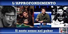 L'intuito è importante nel poker? Il punto di vista della 'Nuova Scuola'