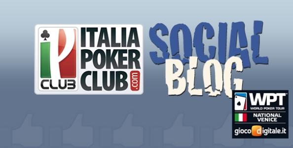 Video Social Blog WPT National Venezia