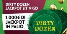 Sei un amante dei sit'n'go? Su Paddy Power 4 vittorie in fila valgono un jackpot da 1.000€!