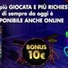 The Big Easy è sul casinò di Lottomatica. La più giocata delle slot è in esclusiva online in Italia.