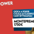 Classifiche cash game Paddy Power: ogni settimana in palio 1.750€ di montepremi!
