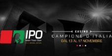 IPO 16 al via, segui il torneo sul nostro Social Blog in diretta!