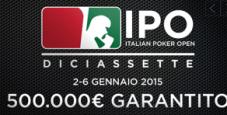Gioca GRATIS l'IPO 17 con i satelliti di Titanbet Poker!