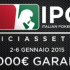 Dal 2 gennaio a Campione d'Italia va in scena l'IPO17 da mezzo milione di montepremi garantito
