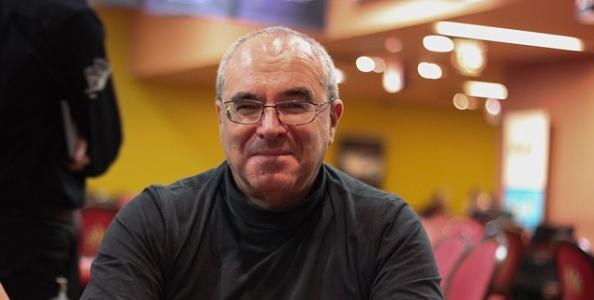 SharkBay Main Event: Mauro Sussan domina il Day 1A