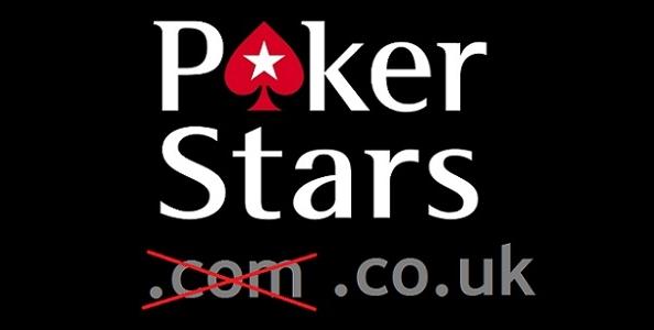 Arriva Pokerstars.co.uk: nuova tassazione e rake aumentata per i player britannici