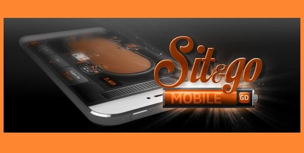 Arrivano i Sit'n'Go nell'applicazione mobile di GDpoker: basta giocare per ricevere un bonus di 5€!
