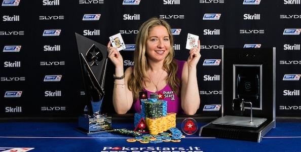 Plausi ma anche critiche: l'addio di Vicky Coren a Pokerstars divide i pro italiani