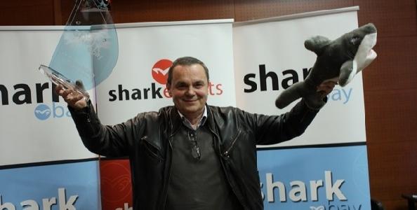 SharkBay Nova Gorica, Giancarlo Viezzi domina e vince: runner up Fabio Giannettoni