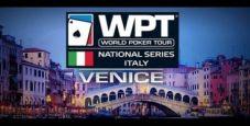 Il WPT National di Venezia su Sportitalia: tre puntate speciali per rivivere le fasi finali del torneo!