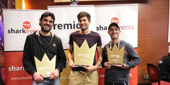 Alessandro Meoni vince il ReMida Deep Nova Gorica: runner up Matteo La Fata