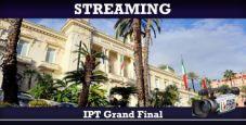 Guarda lo streaming video del tavolo finale IPT Grand Final!