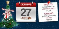 Xmas Series Poker Club: 'leokkiazzurrui' vince il quinto evento, a 'sarzy81' l'evento #6