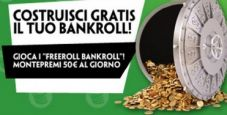 Su Paddy Power arrivano i bankroll freeroll: ogni giorno 50€ garantiti fino al 30 gennaio 2015