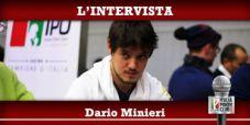 """Dario Minieri ricomincia da zero: """"E' stato un periodo difficile, ora ho le motivazioni per tornare grande…"""""""