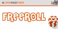 Freeroll da 100€ su Open Face Poker