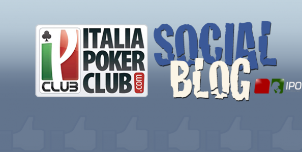 Social Blog Italian Poker Open 19