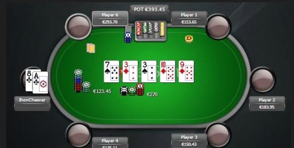 """Cash Game Analysis – Una mano giocata da Nicola """"JhonCheever"""" Cappellesso"""
