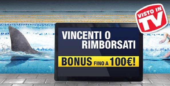 Prima scommessa perdente? NetBet Sport ti restituisce la metà fino a 100€!