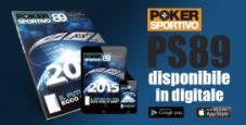 Poker Sportivo n.89 nello store del tuo tablet e presto in edicola!