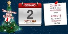 Xmas Series Poker Club: 'maxturiddu' vince l'evento 5-max, 'RiodeBahia' re dell'Omaha