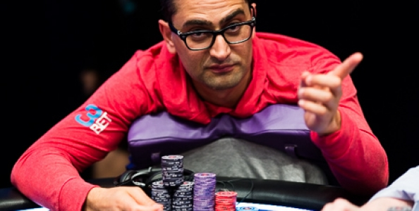L'incredibile run di Antonio Esfandiari al Main event WSOP: la fine arriva in cooler con l'unica mano legittima