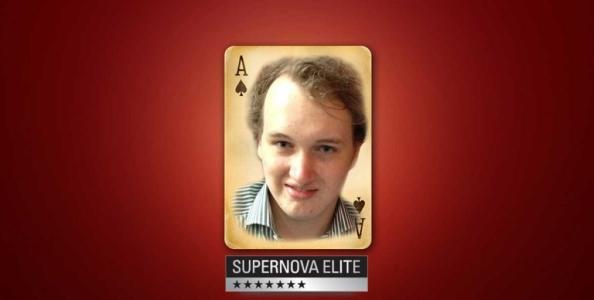 "Supernova Elite su PokerStars dot com in 52 giorni: ""Avrei potuto metterci ancora meno!"""