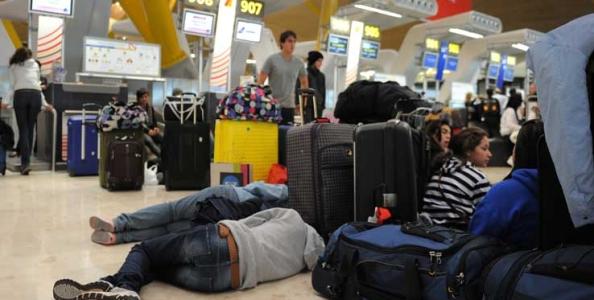 Sciopero aeroportuale: disagi per chi va a Malta, anche Sammartino e Palumbo bloccati!