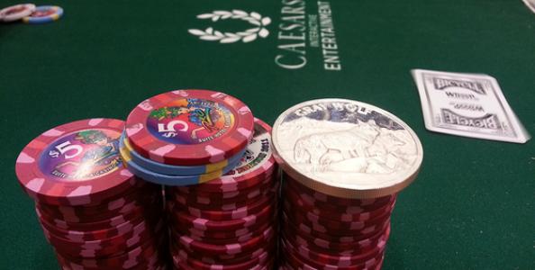 Niente più denaro contante ai tavoli cash: la fine di un'era a Las Vegas?
