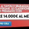 Le classifiche SNG di Paddy Power: in palio 3250€ a settimana!