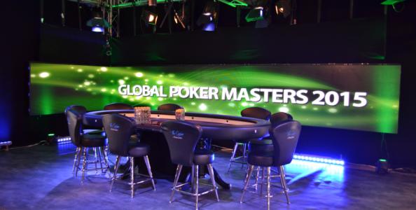 Global Poker Masters: clima rilassato… ma quanti campioni in diretta streaming!