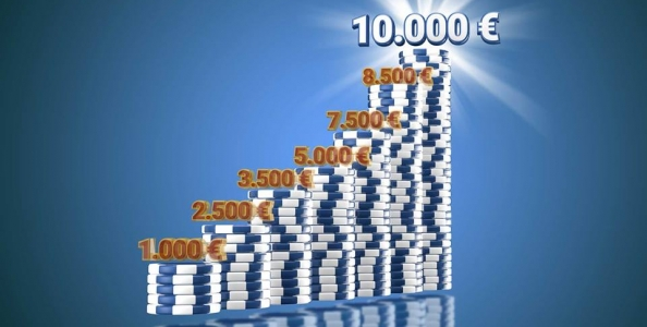 Tripudio di like su Facebook: il torneo di Poker Club raggiunge i 10.000€ garantiti!