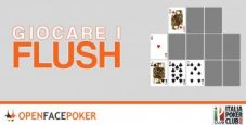 Open Face Poker: il Flush