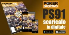 Poker Sportivo n.91 sul tuo tablet e presto in edicola!