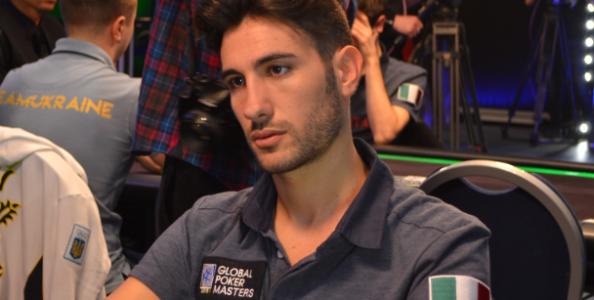 Global Poker Masters: sfortunato il turno di heads-up… vince Bendinelli, perdono Sammartino e Dato!