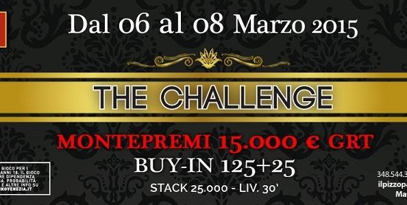 """A Venezia è tempo di """"The Challenge"""": organizzazione Tilt Events, 15.000 euro garantiti!"""
