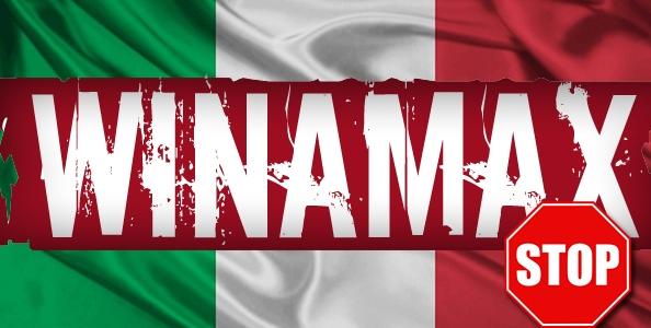 Perchè Winamax ha chiuso i conti gioco degli italiani?