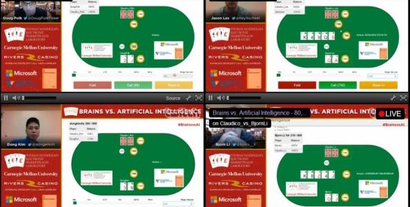 Humans vs Bot, per ora non c'è storia: Polk&Co. comandano dopo 22.900 mani giocate, ma…