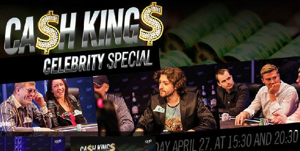 Guarda la diretta streaming del Celebrity Cash Kings!