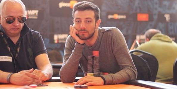 """WPTN – The hand of the tournament, Dato: """"Al turn betto piccolo… perché so di essere al 96%!"""""""
