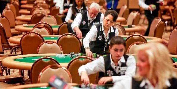 Niente WSOP 2015 per i dealer europei!
