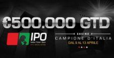 Tra poche ore parte l'IPO Titanbet a Campione: segui con noi tutte le emozioni del torneo!
