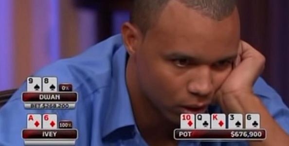 Top five – I bluff più incredibili al tavolo da poker!