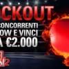 PokerStars.it lancia i Progressive Knockout 'Casa degli assi': elimina i concorrenti e vinci fino a 2000€!