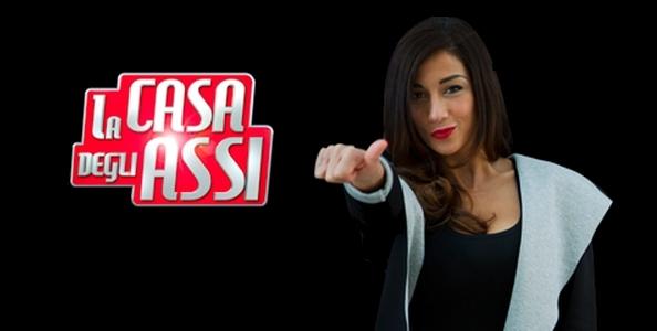 Stasera la seconda puntata weekly della Casa Degli Assi: Romina riparte chipleader!