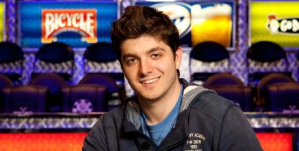 """Rocco Palumbo sul bluff che lo ha condannato al Main WSOP: """"Mi sembrava un board troppo bello da bluffare!"""""""